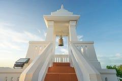 Glockenturm in Sichang-Insel morgens Stockbild