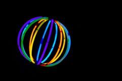 Glowing Ball Royalty Free Stock Photos