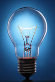 Glowing lamp Royalty Free Stock Images