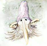 Gnome Portrait Stock Photo