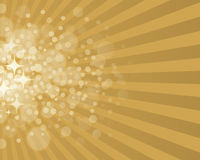 Gold Star Background Royalty Free Stock Photos