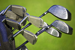 Golf sack Royalty Free Stock Image
