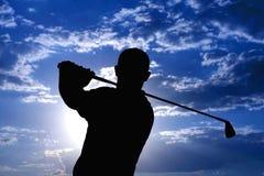 Golfer - Man Stock Images