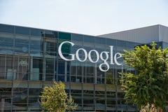 Google Headquarters Royalty Free Stock Photography