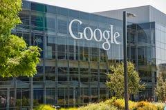 Google Headquarters Stock Photography
