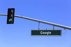 Google World Headquarters Royalty Free Stock Images