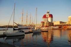 Gothenburg harbor, Sweden Royalty Free Stock Photo