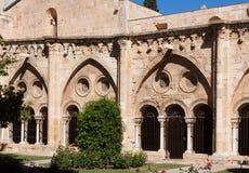 Gotisches Kloster von Tarragona-Kathedrale katalonien Lizenzfreies Stockfoto