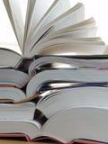 Grands livres Photos stock