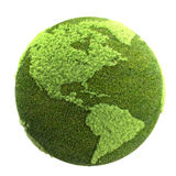 Grass planet Royalty Free Stock Photography