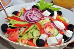 Greek salad Royalty Free Stock Images
