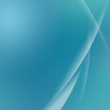 Green Abstract Curve Background Royalty Free Stock Images