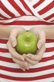 Green Apple 2 Royalty Free Stock Photos