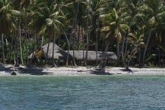 Green Getaway, Samana, Dominica Royalty Free Stock Photography