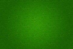 Green grass soccer or golf field background Stock Photos