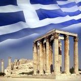 Griekenland - Athene Royalty-vrije Stock Afbeeldingen