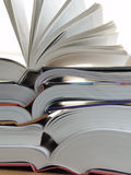 Grote Boeken Stock Foto's