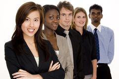 Group Business Stock Photo