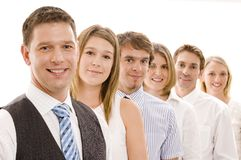 Group Business Team Royalty Free Stock Images