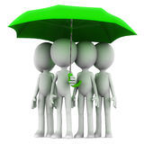 Group insurance Royalty Free Stock Images