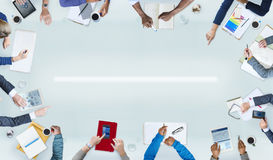 Group of People and Business Concepts Stock Photos