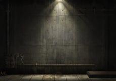Grunge industrial background Stock Photo