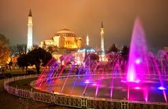 Hagia Sophia, Istanbul, Turkey Stock Photography
