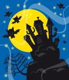 Halloween night Royalty Free Stock Image