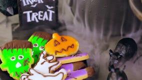 Halloween party stock video