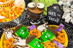 Halloween treats Stock Photography