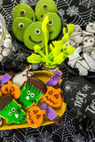 Halloween treats Stock Photos