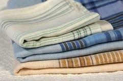 Handkerchiefs Stock Photos