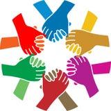 Handshake team Royalty Free Stock Photography