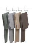Hanging pants Stock Photography