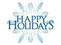Happy Holidays Royalty Free Stock Photo