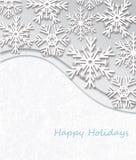 Happy Holidays Stock Photos