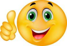 Happy Smiley Emoticon Face Stock Photo