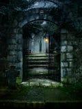 Haunted house Royalty Free Stock Photo