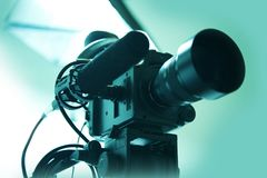 HD Video Camera Royalty Free Stock Images