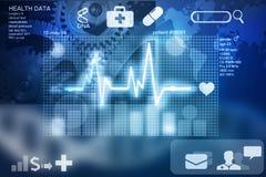 Health data Royalty Free Stock Photo