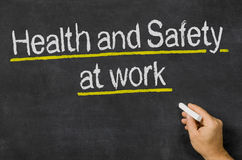 Health and Safety at work Stock Photography