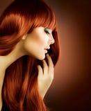 Healthy Hair Stock Photography