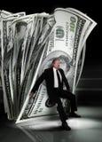 Het beheer van het geld Royalty-vrije Stock Afbeelding