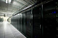 Het centrum van gegevens Royalty-vrije Stock Afbeeldingen