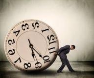 Het Concept van het tijdbeheer Stock Afbeeldingen