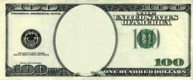 Het frame van de dollar Royalty-vrije Stock Fotografie