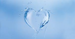 Het Hart van het water Royalty-vrije Stock Foto's