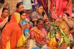 Het leven in India Stock Afbeelding