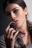 Dominant Fashion Model Stock Photos