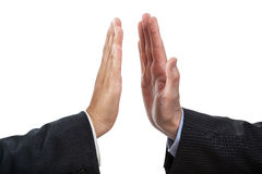 High five Royalty Free Stock Photography